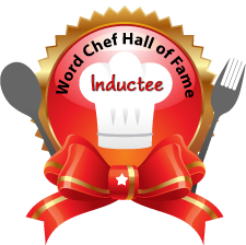 Proud to be an honorary word chef