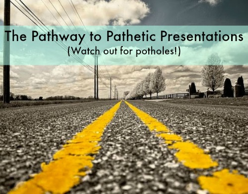 path to pathetic webinar presentations