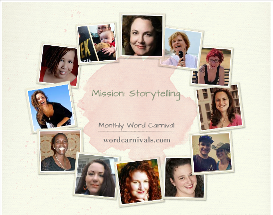 Mission Storytelling collage